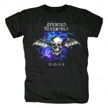 California Avenged Sevenfold T-Shirt Metal Punk Graphic Tees
