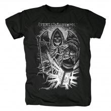 California Avenged Sevenfold T-Shirt Metal Rock Graphic Tees