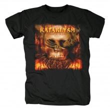 Canada Metal Punk Rock Graphic Tees Kataklysm Band T-Shirt