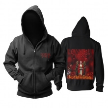 Cannibal Corpse Hoodie Metal Rock Sweat Shirt