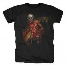 Cannibal Corpse T-Shirt Hard Rock Metal Band Graphic Tees