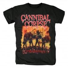 Cannibal Corpse Tee Shirts Metal Band T-Shirt