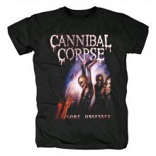 Cannibal Corpse Tshirts Metal Punk Rock Band T-Shirt