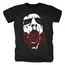 Carach Angren Iron Jaws Tees Netherlands Black Metal T-Shirt