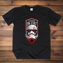 Cartoon Star Wars The Force Awakens Tshirt