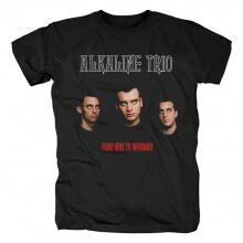 Chicago Usa Alkaline Trio Band T-Shirt Rock Shirts