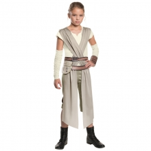 The Child Rey Star Wars Costume Force Awakens Fancy Kids