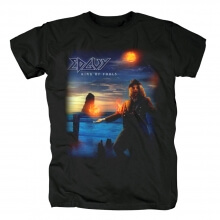 Classic Edguy T-Shirt Metal Rock Band Graphic Tees