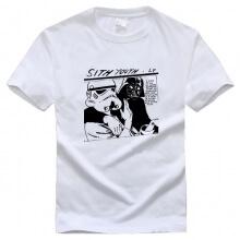Classic Star Wars T Shirt White Womens Tee