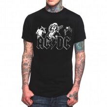 Cool ACDC Members Tshirt for youth
