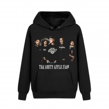Cool The Amity Affliction Hooded Sweatshirts Hard Rock Metal Music Hoodie