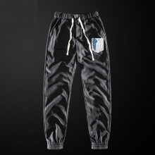 Cool Attack on Titan Sweatpants for Boyfriend