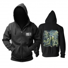 Cool Brutal Truth Hoodie Metal Music Sweatshirts