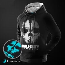 Cool Call of Duty Luminous Hoodie for Men