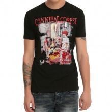 Cool Cannibal Corpse Metal Rock Tshirt