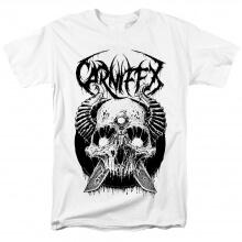 Cool Carnifex Tee Shirts Metal T-Shirt