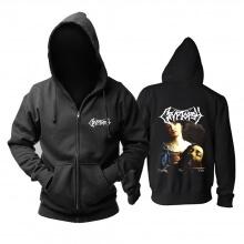 Cool Cryptopsy Hooded Sweatshirts Metal Music Band Hoodie