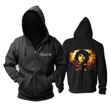Cool The Doors Hoodie Us Metal Rock Band Sweatshirts