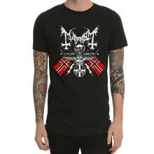Cool Heavy Metal Mayhem Band Tshirt