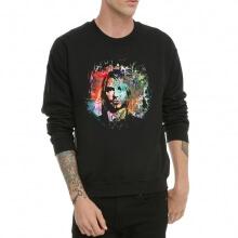 Cool Kurt Cobain Black Sweatshirt