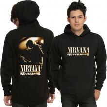 Cool Kurt Cobain Pullover Hoodie
