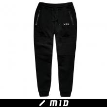 Cool League of Legends LOL Mid Pants Black Drawstring Men Sweatpants
