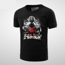 Cool Marvel SuperHero Tshirt Spiderman Clothes For Adult
