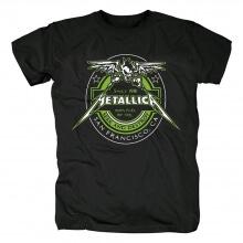 Cool Metallica Tee Shirts Us Hard Rock Metal T-Shirt