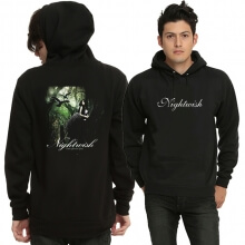 Cool Nightwish Band Pullover Hoodie for Youth