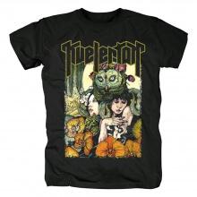 Cool Norway Kvelertak Band Octopool T-Shirt Hard Rock Shirts
