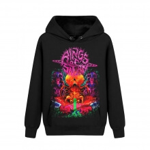 Cool Rings Of Saturn Botisto Hoodie Metal Music Sweat Shirt