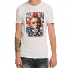 Cool Sex Pistols Metal Rock Print T-Shirt