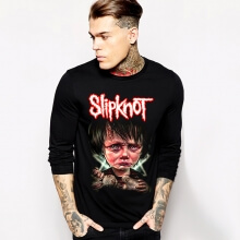 Cool Slipknot Slipknot Long Sleeve Tshirt for Men