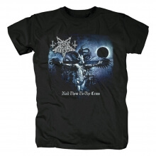Cool Sweden Dark Funeral Nail Them To The Cross T-Shirt Black Metal Shirts