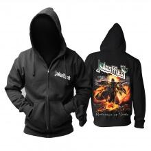 Cool Uk Judas Priest Hoodie Metal Rock Sweat Shirt