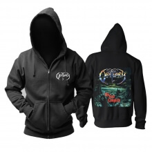 Cool Us Obituary The End Complete Hoodie Hard Rock Metal Band Sweat Shirt