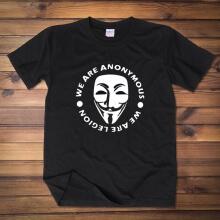 Cool V for Vendetta Mask Tshirt