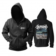 Cryptopsy And Then You'Ll Beg Hoodie Metal Music Sweatshirts