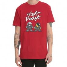 Daft Music Electronic Band Rock T-Shirts