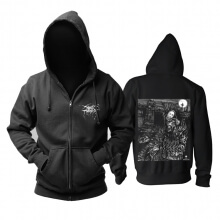 Darkthrone Hooded Sweatshirts Metal Punk Hoodie