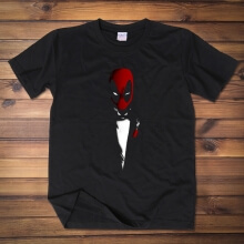 Deadpool Gentleman Design t shirt