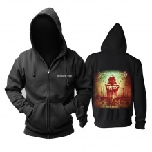Decapitated Blood Mantra Hooded Sweatshirts Poland Metal Music Band Hoodie