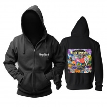 Deep Purple Hoodie Punk Rock Band Sweatshirts