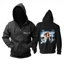 Delain April Rain Hoodie Metal Music Sweat Shirt