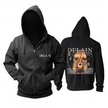 Delain Moonbathers Hoody Metal Music Hoodie