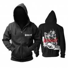 Devourment Hooded Sweatshirts Metal Music Band Hoodie