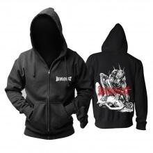 Devourment Hooded Sweatshirts Metal Music Band Hoodie