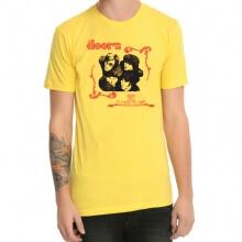 The Doors Band Yellow Tshirt