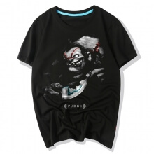 Dota 2 Game Pudge Tee Shirts