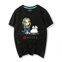 Dota Heroes T-Shirts Crystal Maiden Shirts